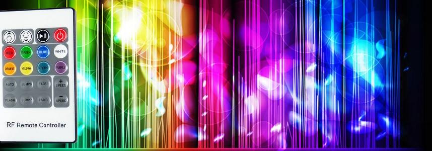 farbige led leuchtmittel von bige fantastische farbeffekte f r jede stimmung. Black Bedroom Furniture Sets. Home Design Ideas