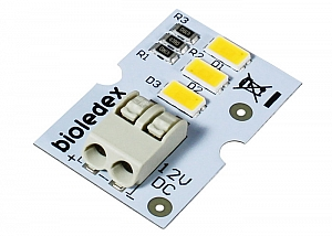 LED Modul Bioledex 30x20mm 12VDC 13,5W Osram LEDs dimmbar