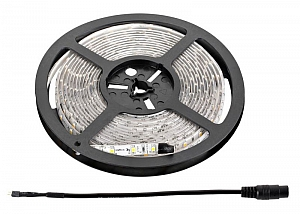 LED Stripes IP20 60 LED / Meter - 5 Meter Rolle - weiß/warmweiß ECO