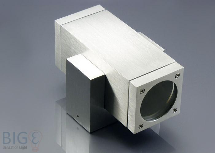 aluminium up down spot eckig cnc au en. Black Bedroom Furniture Sets. Home Design Ideas
