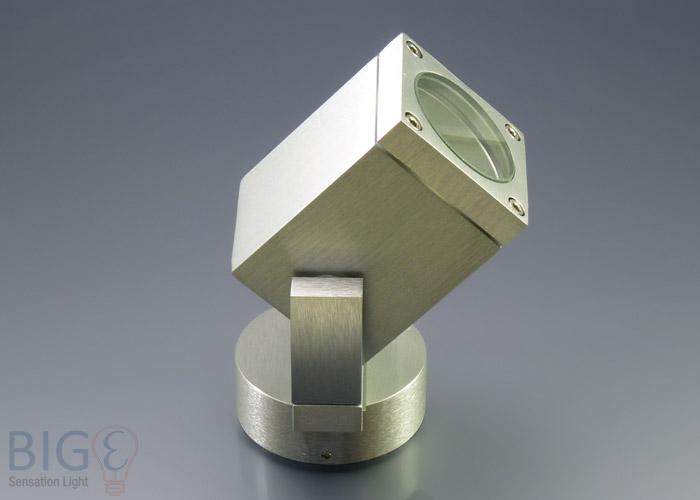 Hervorragend Aluminium Up oder Down Spot CNC Außen 601311 eckig YR51