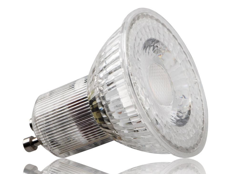 Led leuchtmittel gu für notstromanlagen lumen warmweiß