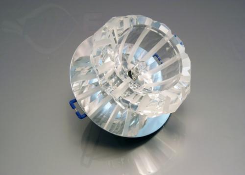 einbaurahmen g4 aus kristallglas mit tollen lichteffekten. Black Bedroom Furniture Sets. Home Design Ideas