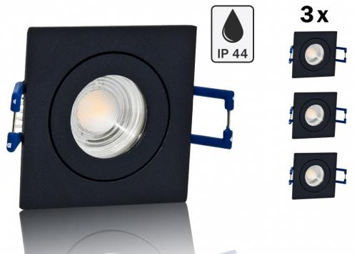 led einbaustrahler sets mr11 35mm. Black Bedroom Furniture Sets. Home Design Ideas