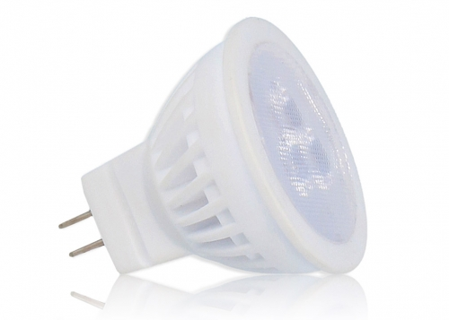 LED line Keramik LED Spot MR11 G4 3W 255Lm 12V