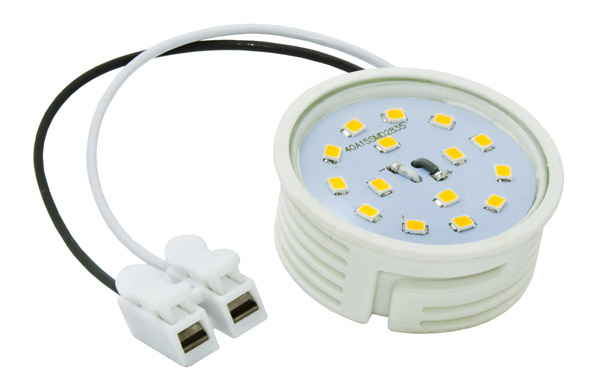 Flat LED Modul McShine, 5W, 400 Lumen, 50x20mm, warmweiß - neutralweiß