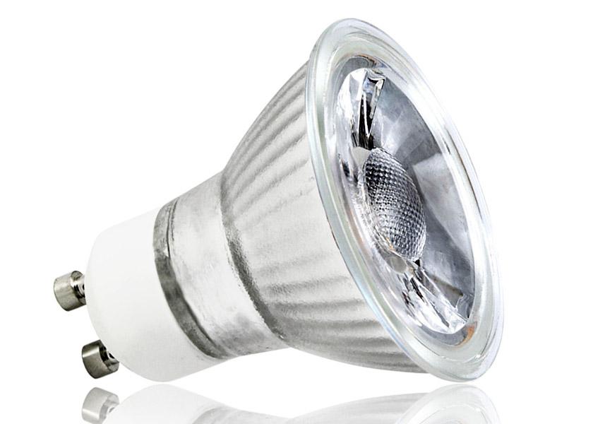 LED Leuchtmittel mit Linse