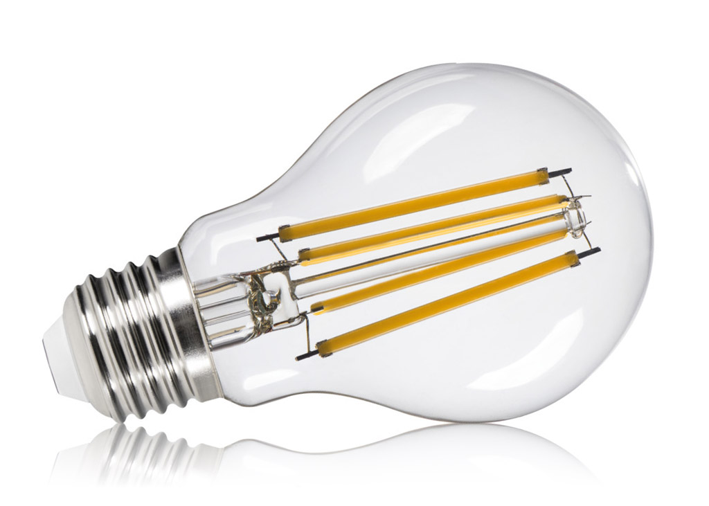 E27 LED-Lampe mit Filament LED Chips (cog)