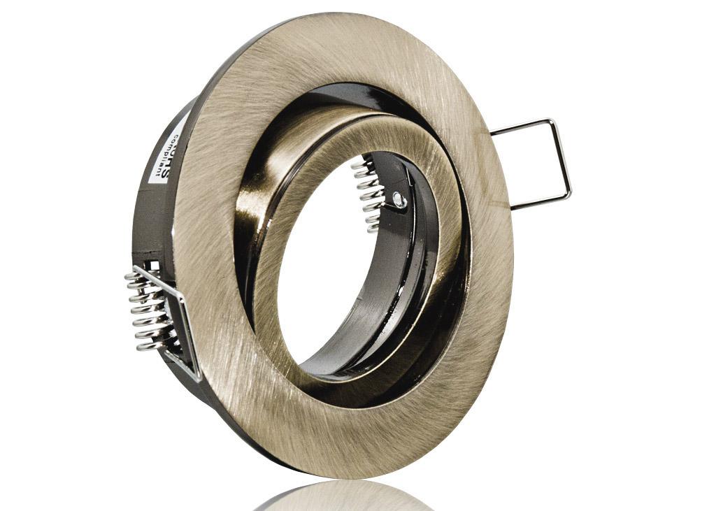 LED Einbaustrahler mit Klickverschluss