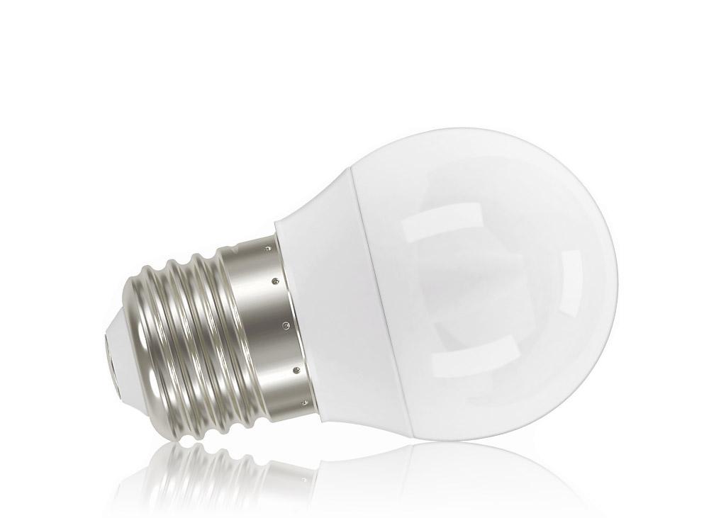 G45 E27 LED Leuchtmittel mit 45mm Kopfdurchmesser