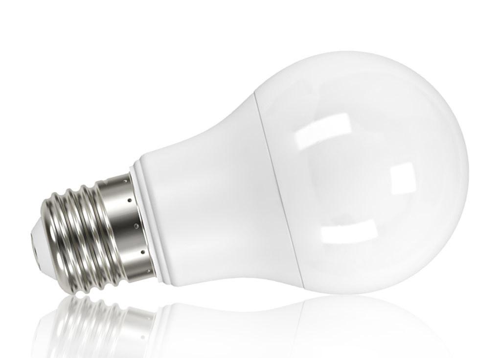 Kanlux IQ LED E27 LED Lampe Milchglas A60