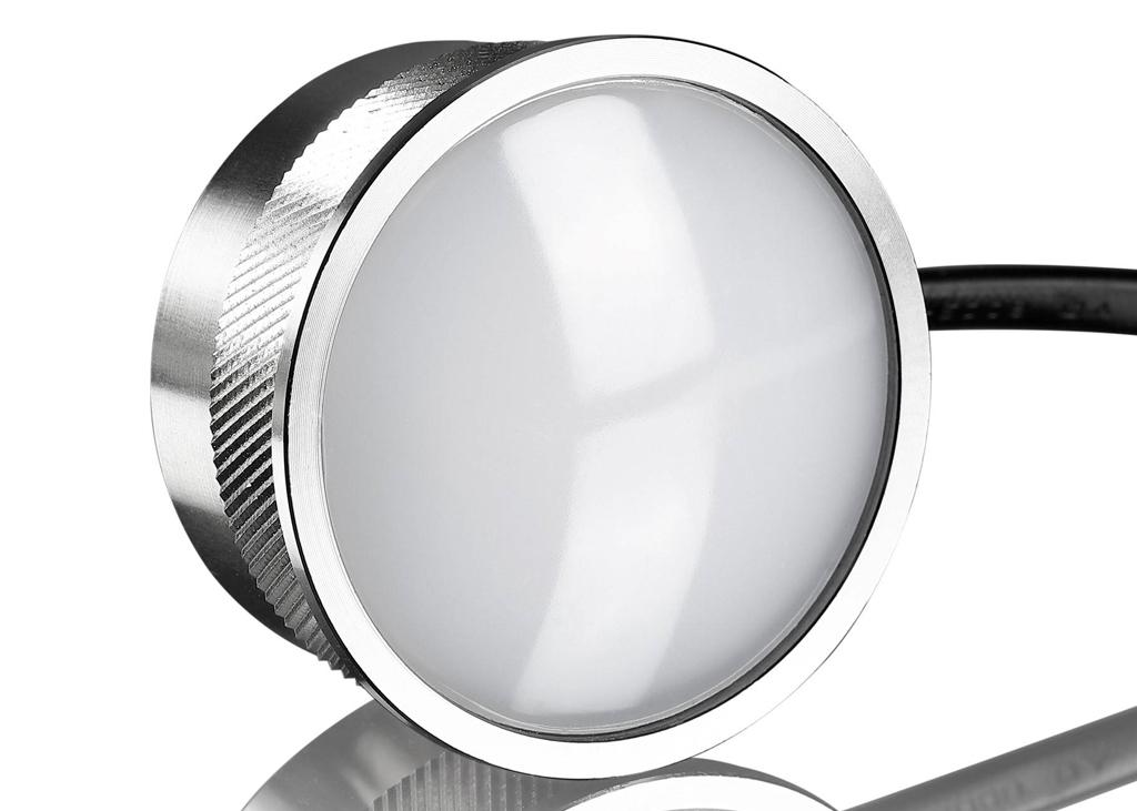LC Light Flat LED Modul aus Aluminium
