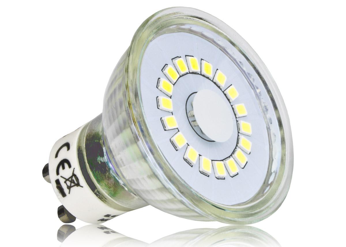 LED Leuchtmittel mit Klarglas