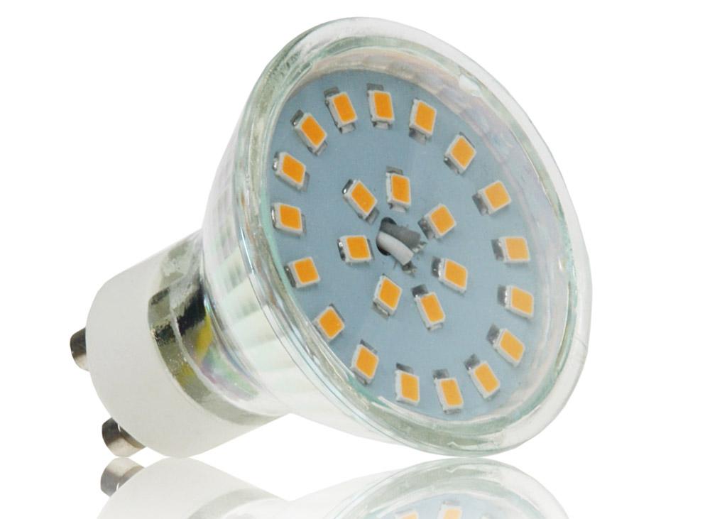GU10 LED Spot mit SMD Chips
